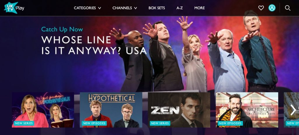 How To Watch UKTV abroad